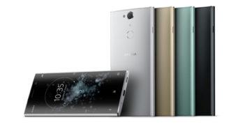 ล้ำหน้าโชว์ Sony เปิดตัว Xperia XA2 Plus หน้าจอ 6 นิ้ว,ชิปประมวลผล Snapdragon 630 Sony Xperia XA2 Plus Sony Xperia sony