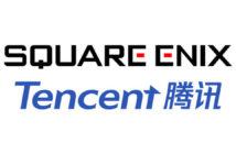 ล้ำหน้าโชว์ Square Enix ประกาศจับมือกับ TENCENT ร่วมมือกันพัฒนาเกมระดับ AAA Tencent Square Enix