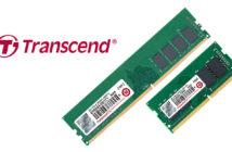 ล้ำหน้าโชว์ Transcend JetRam DDR4 หน่วยความจำคุณภาพสูงในราคาประหยัด Transcend