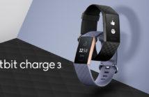 ล้ำหน้าโชว์ เปิดตัวรุ่นใหม่ Fitbit Charge3 แบตอึดกว่าเดิม เพิ่มฟีเจอร์เพื่อสุขภาพ fitbit