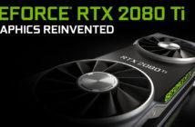 ล้ำหน้าโชว์ สรุปงานเปิดตัว Nvidia Geforce RTX 2080 Ti, 2080 และ 2070 RTX 2080 Ti RTX 2080 RTX 2070 Nvidia
