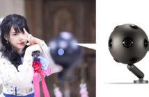 ล้ำหน้าโชว์ BNK48 อาจจะเตรียมทำคอนเทนต์ VR 360 องศา ด้วยกล้อง Nokia OZO virtual reality Nokia BNK48