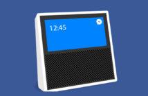 """ล้ำหน้าโชว์ Facebook จ่อเปิดตัว """"Portal"""" อุปกรณ์ Video Chat ก่อนเดือนตุลาคมนี้ Video Chat Device Portal Facebook"""