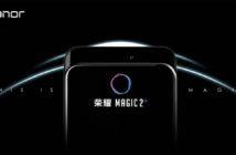 ล้ำหน้าโชว์ เปิดตัว Honor Magic 2 ที่งาน IFA2018 ดีไซน์แบบสไลด์ ใช้ Kirin 980 Honor Magic 2