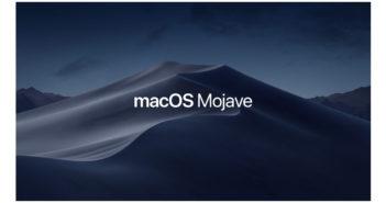 ล้ำหน้าโชว์ Apple พร้อมให้อัพเดท macOS Mojave แล้ว มีอะไรใหม่ ไปดูกันเลย!!! MacOS Mojave MacOS Apple