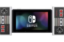 ล้ำหน้าโชว์ ดูเก๋าและขลังขึ้น!!! Nintendo เปิดตัวจอยไร้สาย NES ของ Nintendo Switch Wireless Controller Nintendo Switch Nintendo NES
