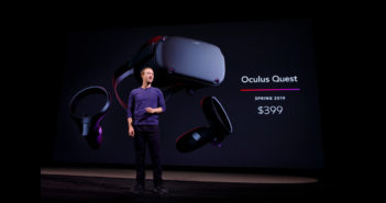 ล้ำหน้าโชว์ Oculus เปิดตัว Oculus Quest ที่สเปคแรงคล้าย Oculus Rift แต่ไร้สาย vr virtual reality oculus rift Oculus Quest oculus