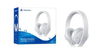 ล้ำหน้าโชว์ PlayStation 4 Wireless Headset เฉดสีใหม่ ระบบเสียง 7.1 Virtual Surround