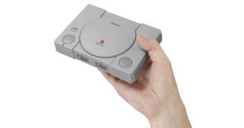 """ล้ำหน้าโชว์ ของมันต้องมี !!! Sony จ่อเปิดตัว """"PlayStation Classic"""" ราคา 100 USD ในเดือนธันวาคมนี้ sony PlayStation Classic PlayStation"""