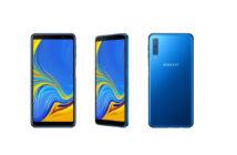 ล้ำหน้าโชว์ Samsung จ่อเปิดตัว Galaxy A7 ที่มาพร้อมกับกล้องหลัง 3 ตัว Samsung Galaxy A7 Samsung Galaxy Samsung Galaxy A7