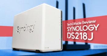 ล้ำหน้าโชว์ รีวิว Synology DS218j NAS รุ่นเล็ก ฟีเจอร์ครบ ตอบโจทย์ทั้งงานและความบันเทิง Synology