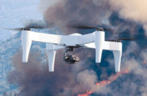 """ล้ำหน้าโชว์ """" US-1 """" โดรนแบตอึดที่บินได้นานถึง 2 ชั่วโมง !!! US-1 Impossible Aerospace drone"""