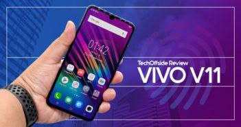 ล้ำหน้าโชว์ รีวิว Vivo V11 จัดเต็มทุกฟีเจอร์ สแกนนิ้วบนจอ กล้อง AI ถ่ายสวยทุกช็อต Vivo V11i Vivo V11 vivo review