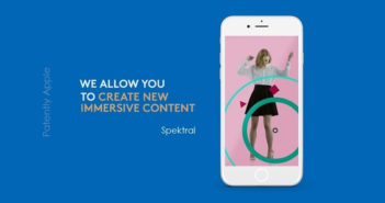"""ล้ำหน้าโชว์ Apple คว้า """"Spektral"""" สตาร์ทอัพจากเดนมาร์ก ผนึกกำลังพัฒนา AR Spektral augmented reality AR Apple"""