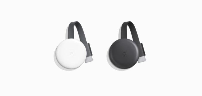 ล้ำหน้าโชว์ Google เปิดตัว Chromecast 3 ราคาเดิม เพิ่มเติมคือ ไวขึ้น 15% Google Chromecast 3 Google Chromecast Google Chromecast 3 Chromecast