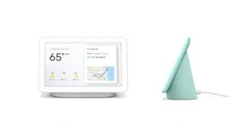 """ล้ำหน้าโชว์ Google เปิดตัวอุปกรณ์อัจฉริยะ """"Google Home Hub"""" ที่รองรับการสั่งงานด้วยเสียง Google Home Hub Google"""
