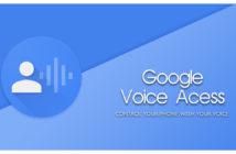 ล้ำหน้าโชว์ Google ออกแอพฯ Voice Access ให้ใช้เสียงสั่งการแทนการใช้มือกด Voice Access Google Android