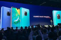 ล้ำหน้าโชว์ เปิดตัว Huawei Mate 20 และ Mate 20 Pro ปรับดีไซน์ใหม่ สเปคแรง กล้องเลิศ พร้อม AI และ AR Wireless Reverse Charging NM Card Mate 20 Pro Mate 20 Kirin 980 HUAWEI Wireless Quick Charge HUAWEI SuperCharge Huawei Mate 20 Pro Huawei Mate 20 huawei EMUI 9.0 Android P Android 9.0 Pie 3D Live Object Modeling