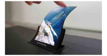 ล้ำหน้าโชว์ ไม่ต้องลือ!ผู้บริหารยืนยันเอง LG กำลังทำสมาร์ทโฟนจอพับได้ smartphone Samsung LG huawei foldable smartphone