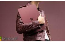ล้ำหน้าโชว์ Microsoft เปิดตัว Surface Laptop 2 สีชมพูหวานแหวว วางขายเฉพาะในจีนเท่านั้น Surface Laptop 2 surface Microsoft