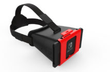 """ล้ำหน้าโชว์ บริษัทแคนาดาออก """"NS Glasses"""" headset ทรงแว่น VR สำหรับ Nintendo Switch NS Glasses Nintendo Switch Nintendo exklim"""
