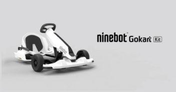 ล้ำหน้าโชว์ Xiaomi เปิดตัวชุดแต่ง Ninebot Electric Gokart Kit ราคาเริ่มต้น 2,999 หยวน Xiaomi No. 9 Xiaomi Segway miniPRO Ninebot Electric Gokart Kit