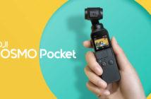 ล้ำหน้าโชว์ DJI OSMO Pocket กล้องวิดีโอ 4K พร้อมกันสั่น เล็กจิ๋วแต่ฟีเจอร์ระดับเทพ! OSMO Pocket DJI