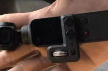 ล้ำหน้าโชว์ ภาพหลุด DJI OSMO Pocket กล้องกันสั่น เปิดตัว 29 พ.ย.นี้ Osmo+ DJI