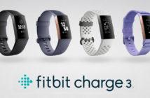 ล้ำหน้าโชว์ Fitbit Charge3 ราคา 6,490 บาท พร้อมวางขายแล้วในไทย Fitbit Charge 3 fitbit