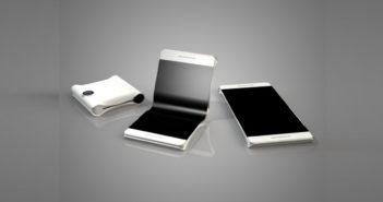 ล้ำหน้าโชว์ LG น่าจะเปิดตัว สมาร์ทโฟนพับได้ ในงาน CES 2019 ช่วงต้นปีหน้า Samsung Galaxy F Samsung LG Galaxy F foldable smartphone CES 2019