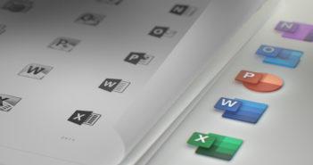ล้ำหน้าโชว์ Microsoft ออกแบบไอคอน Office 365 ใหม่ ที่สื่อถึงการใช้งานมากขึ้น Office 365 Microsoft Office 365 Microsoft Office Microsoft