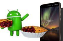 ล้ำหน้าโชว์ Nokia 6.1 และ Nokia 6.1 Plus อัพเกรดเป็น Android 9 Pie ได้แล้ว Nokia 6.1 Plus Nokia 6.1 Android 9 Pie