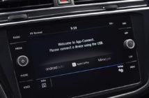 ล้ำหน้าโชว์ สะดวกขึ้นอีก! ผู้ขับ Volkswagen สามารถสั่ง Siri ให้เปิดล็อครถได้ Volkswagen Siri iOS 12 Car-Net Apple