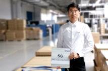 ล้ำหน้าโชว์ ทรูมูฟ เอช บินตรงนำอุปกรณ์ 5G ให้คนไทยได้ทดสอบใจกลางกรุงเทพฯ เร็วๆ นี้ Truemove H