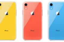 ล้ำหน้าโชว์ Apple เปิดขาย เคสใส iPhone XR ราคา 1,590 บาท iPhone Xr Apple