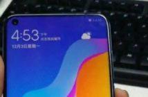 ล้ำหน้าโชว์ ภาพหลุดชัดๆ Huawei Nova 4 หน้าจอเจาะรู กล้องหลัง 3 ตัว Huawei Nova 4 huawei