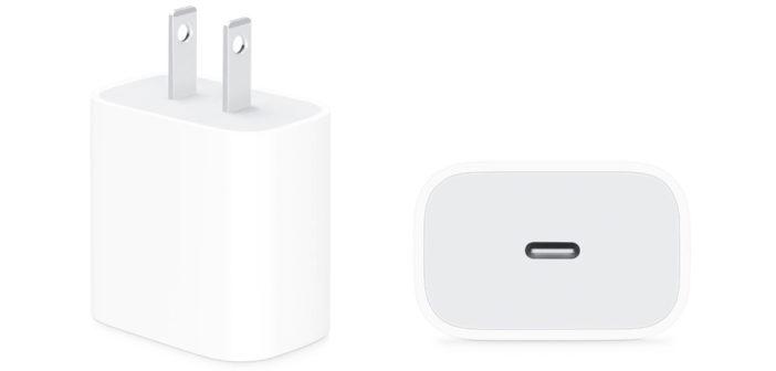 ล้ำหน้าโชว์ Apple วางขาย อะแดปเตอร์แปลงไฟ USB-C ขนาด 18 วัตต์ รองรับชาร์จเร็ว Apple
