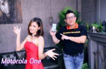 ล้ำหน้าโชว์ พี่หลามรีวิว Motorola One รอมไหลลื่น อัพเกรดได้สองรุ่น โปร true 3,990บาท