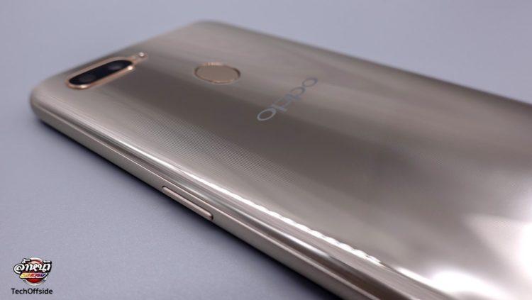 ล้ำหน้าโชว์ รีวิว OPPO A7 แบตอึด จอใหญ่ ดีไซน์สวย สเปคคุ้มราคา Oppo A7 OPPO