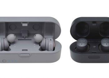 Audio-Technica หูฟังแบบ True Wireless รุ่น ATH-CKR7TW และ ATH-SPORT7TW