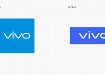 Vivo new logo