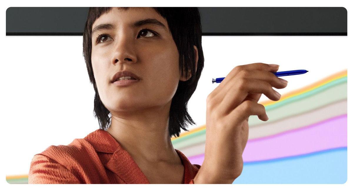 ล้ำหน้าโชว์ เปิดตัว Samsung Galaxy Note10 พัฒนาไปอีกขั้น เป็นมากกว่าสมาร์ทโฟน Samsung Galaxy Note10 Samsung