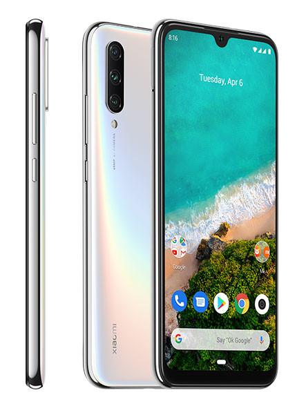 ล้ำหน้าโชว์ Xiaomi Mi A3 สมาร์ทโฟน Android One จอชัด แบตอึด ราคา 6999 บาท Xiaomi Mi A3