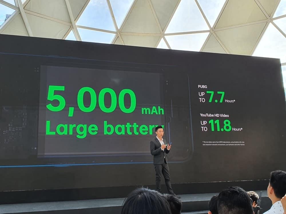 ล้ำหน้าโชว์ OPPO A9 2020 ราคา 8,990 บาท สเปคแรงสุด 4 กล้องหลัง เปิดจอง 16 ก.ย.นี้ OPPo A9 2020 OPPO