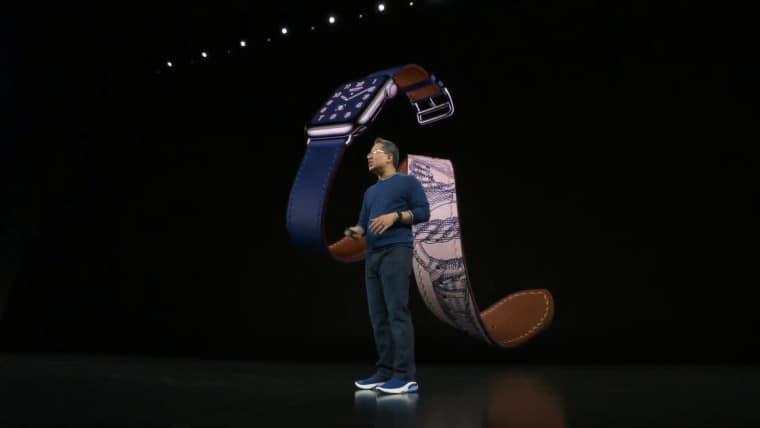 ล้ำหน้าโชว์ Apple Watch Series 5 เพิ่มฟีเจอร์ Always on display มีรุ่นไทเทเนียมและเซรามิก Apple Watch Series 5 apple watch