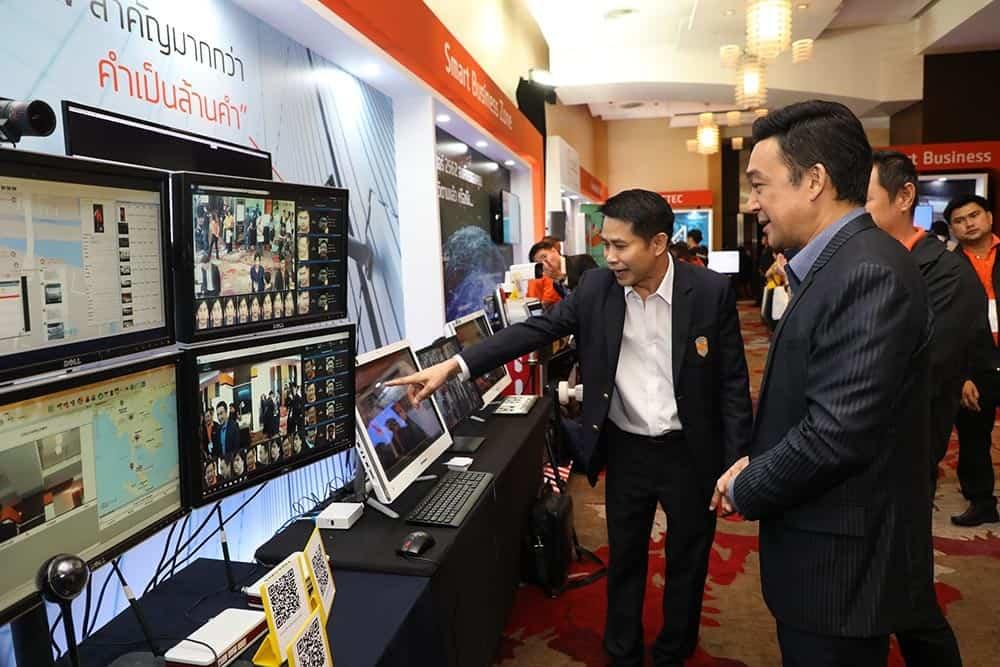 ล้ำหน้าโชว์ CAT จัดงาน CAT Network Showcase 2019 ภายใต้แนวคิด Empowering Thailand Through Digital Technology กสท โทรคมนาคม cat