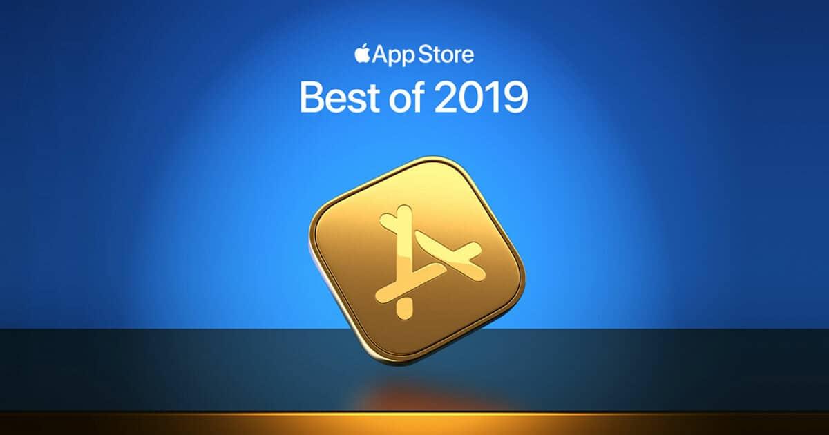 Apple App Store Best of 2019
