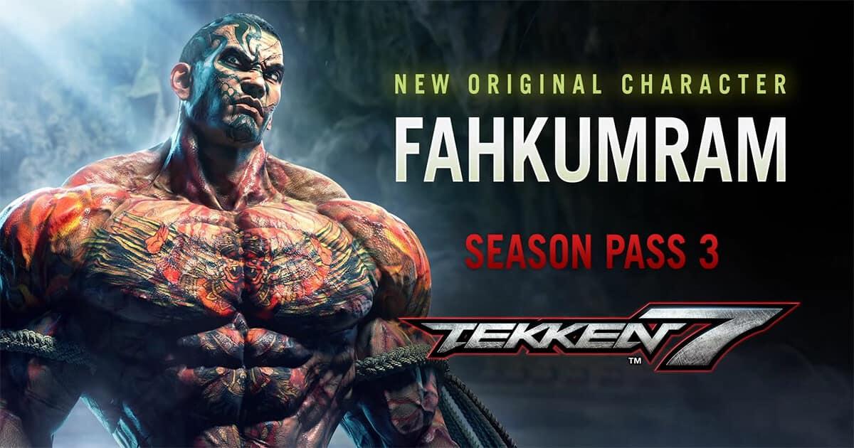 Fahkumram Tekken 7 DLC Season pass 3