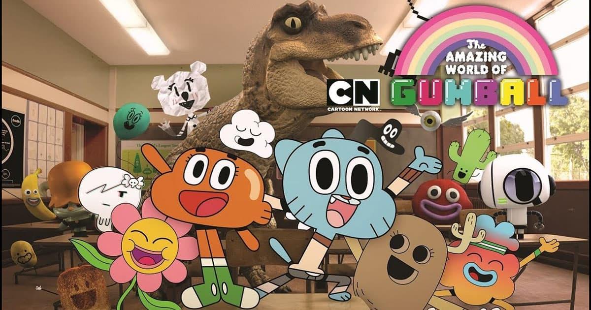 The Amazing World of Gumball โลกสุดมหัศจรรย์ ของ กัมบอล ซีรีย์อนิเม Netflix พากย์ไทย