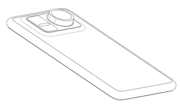 Huawei P 50 Interchangeable Lenses กล้อง Huawei P50
